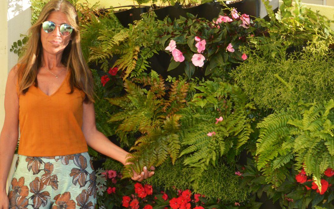 In Giardino con….Carmen Ferreira